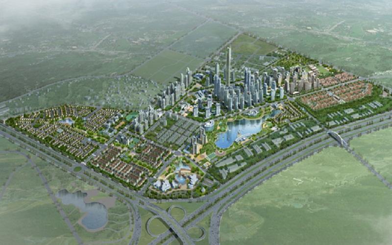 Toàn cảnh dự án Splendora Bắc An Khánh