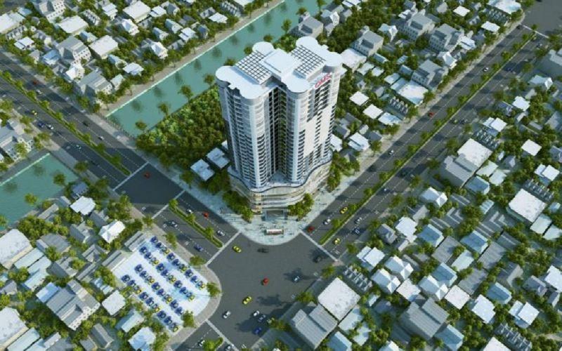 dự án Chung cư quận Nam Từ Liêm: QMS Tower 2